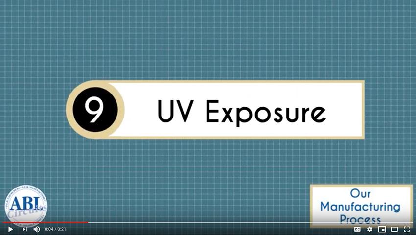 ABL Circuits PCB Manufacturing UV Exposure