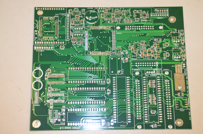 ABL Circuits PCB Manufacture and Design 8 Hour Prototype PCB