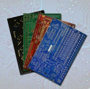 Printed Circuit Board colours - ABL Circuits